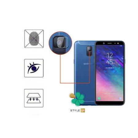 خرید پک دوتایی محافظ لنز نانو سرامیک گوشی سامسونگ Samsung A6 2018
