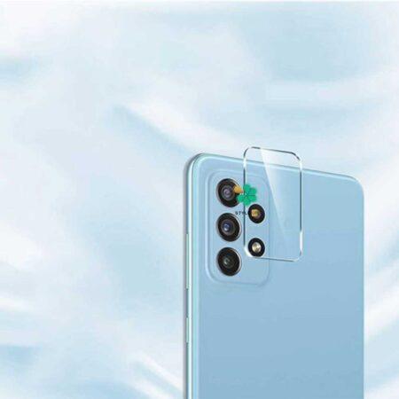 عکس پک دوتایی محافظ لنز نانو سرامیک گوشی سامسونگ Samsung A72