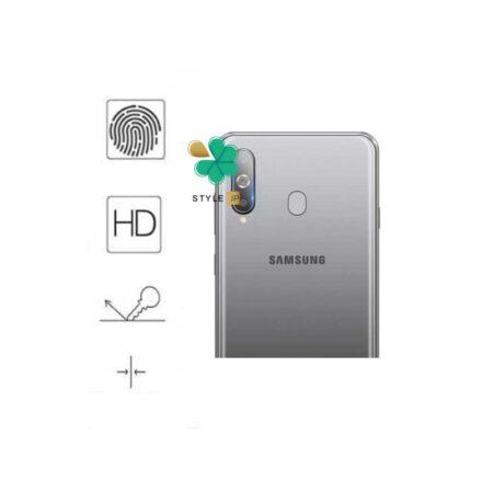 خرید پک دوتایی محافظ لنز نانو سرامیک گوشی سامسونگ Samsung A8s