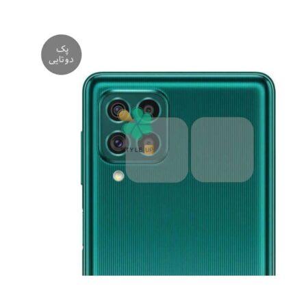 خرید پک دوتایی محافظ لنز نانو سرامیک گوشی سامسونگ Samsung F62