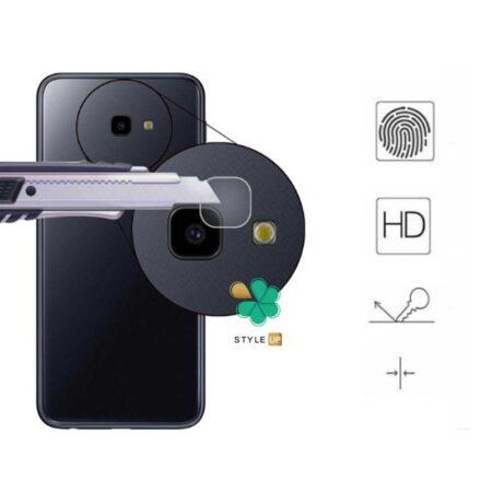 خرید پک دوتایی محافظ لنز نانو سرامیک گوشی سامسونگ Samsung J4 Plus