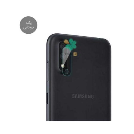 خرید پک دوتایی محافظ لنز نانو سرامیک گوشی سامسونگ Samsung M01