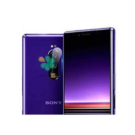 خرید پک دوتایی محافظ لنز نانو سرامیک گوشی سونی Sony Xperia 1 / XZ4
