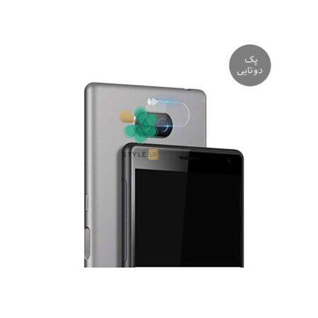 خرید پک دوتایی محافظ لنز نانو سرامیک گوشی سونی Sony Xperia 10 Plus