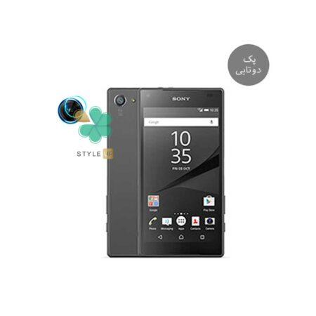قیمت پک دوتایی محافظ لنز نانو سرامیک گوشی سونی Sony Xperia Z5 Compact