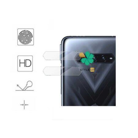 خرید پک دوتایی محافظ لنز نانو سرامیک گوشی شیائومی Xiaomi Black Shark 4 Pro