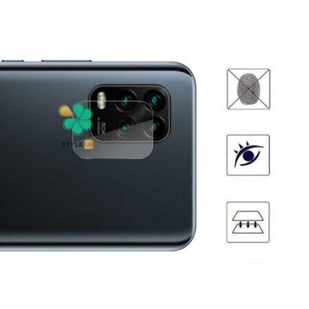 خرید پک دوتایی محافظ لنز نانو سرامیک گوشی شیائومی Xiaomi Mi 10 Lite 5G