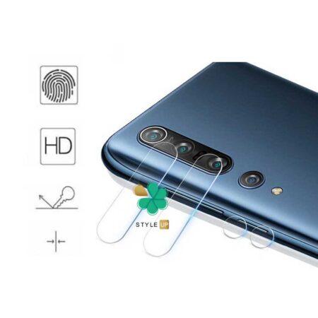 خرید پک دوتایی محافظ لنز نانو سرامیک گوشی شیائومی Xiaomi Mi 10 Pro 5G