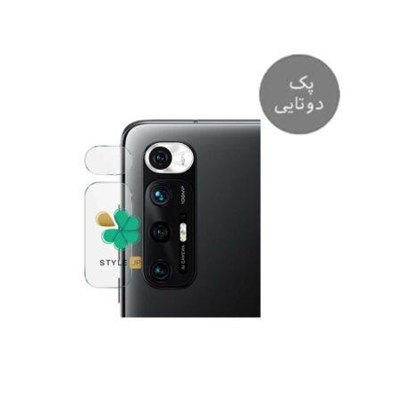 خرید پک دوتایی محافظ لنز نانو سرامیک گوشی شیائومی Xiaomi Mi 10S