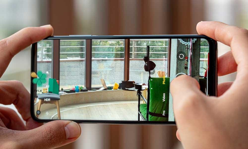 عکس پک دوتایی محافظ لنز نانو سرامیک گوشی شیائومی Xiaomi Mi 10T Pro 5G