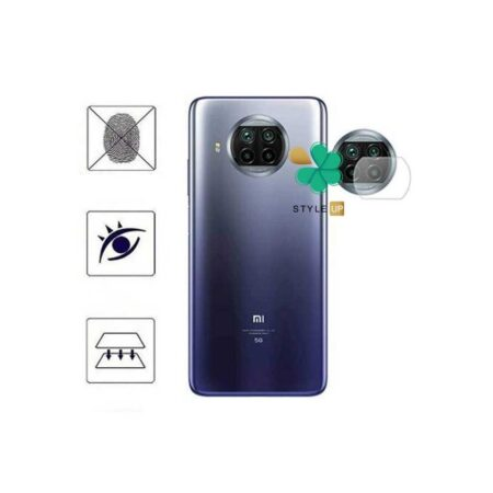خرید پک دوتایی محافظ لنز نانو سرامیک گوشی شیائومی Xiaomi Mi 10i 5G