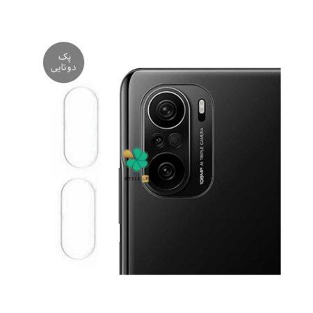 خرید پک دوتایی محافظ لنز نانو سرامیک گوشی شیائومی Xiaomi Mi 11i
