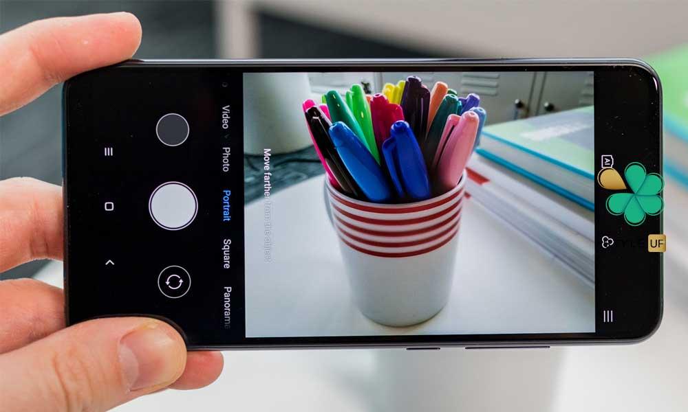 عکس پک دوتایی محافظ لنز نانو سرامیک گوشی شیائومی Xiaomi Redmi 6 / 6A