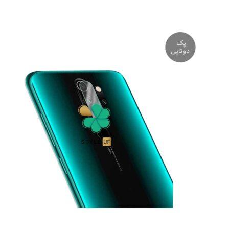 خرید پک دوتایی محافظ لنز نانو سرامیک گوشی شیائومی Xiaomi Redmi Note 8 Pro