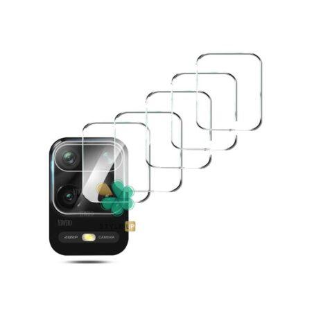 خرید پک دوتایی محافظ لنز نانو سرامیک گوشی شیائومی Redmi Note 9 Pro Max