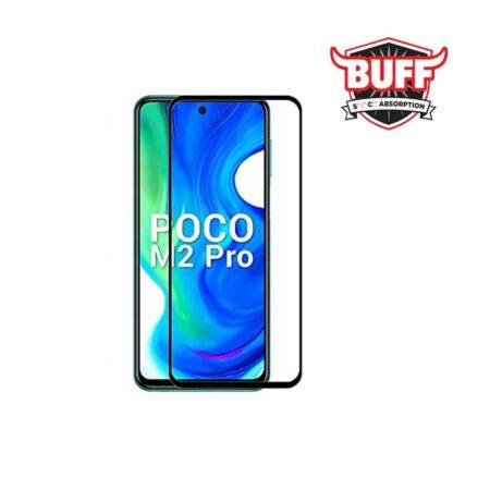 خرید محافظ صفحه گلس سرامیکی Buff گوشی شیائومی Xiaomi Poco M2 Pro