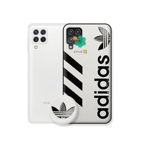 خرید قاب گوشی سامسونگ Samsung Galaxy A22 4G طرح آدیداس
