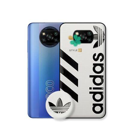 خرید قاب گوشی شیائومی Xiaomi Poco X3 Pro طرح آدیداس