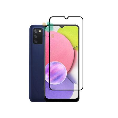 خرید محافظ صفحه گوشی سامسونگ Galaxy A03s تمام صفحه مدل OG
