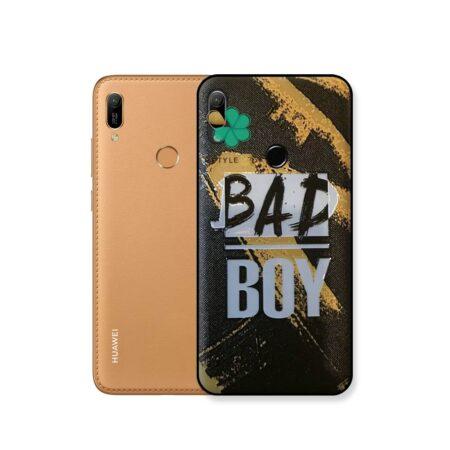 خرید قاب محافظ گوشی هواوی Y6 2019 / Y6 Prime 2019 طرح Bad Boy