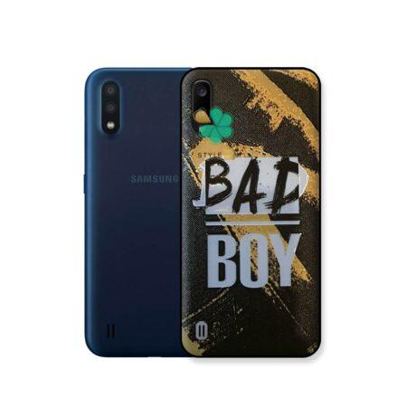 خرید قاب محافظ گوشی سامسونگ Samsung Galaxy A01 طرح Bad Boy