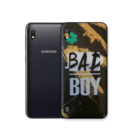 خرید قاب محافظ گوشی سامسونگ Samsung Galaxy A10 طرحBad Boy