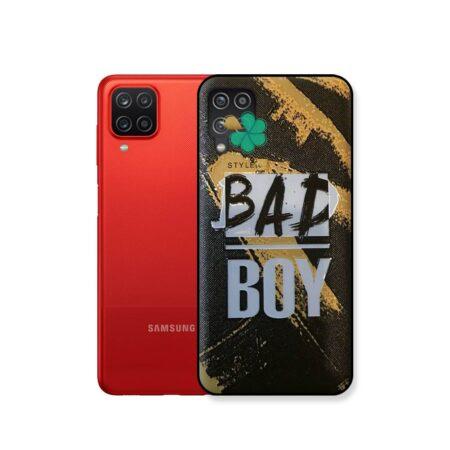 خرید قاب محافظ گوشی سامسونگ Samsung Galaxy A12 طرح Bad Boy