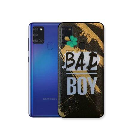 خرید قاب محافظ گوشی سامسونگ Samsung Galaxy A21s طرح Bad Boy