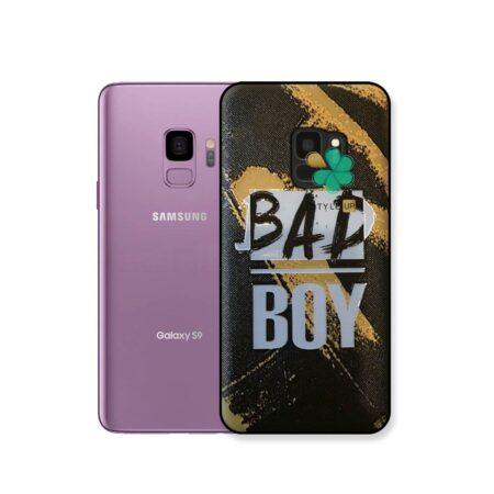 خرید قاب محافظ گوشی سامسونگ Samsung Galaxy S9 طرح Bad Boy