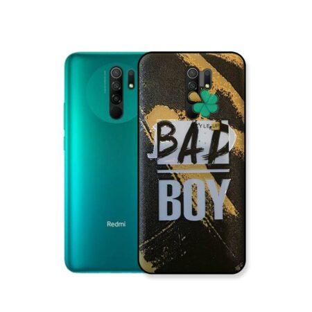 خرید قاب محافظ گوشی شیائومی Xiaomi Redmi 9 طرحBad Boy
