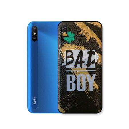 خرید قاب محافظ گوشی شیائومی Xiaomi Redmi 9A طرحBad Boy