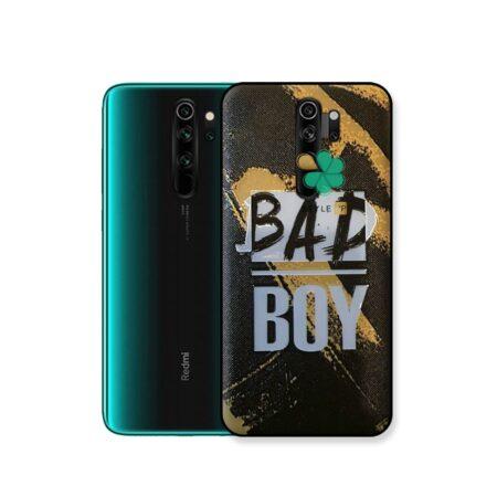 خرید قاب محافظ گوشی شیائومی Xiaomi Redmi Note 8 Pro طرحBad Boy