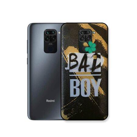 خرید قاب محافظ گوشی شیائومی Xiaomi Redmi Note 9 طرحBad Boy