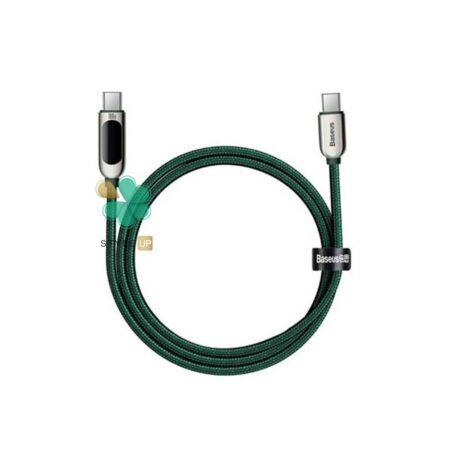 قیمت کابل شارژ تایپ سی به تایپ سی بیسوسBaseus CATSK-B06