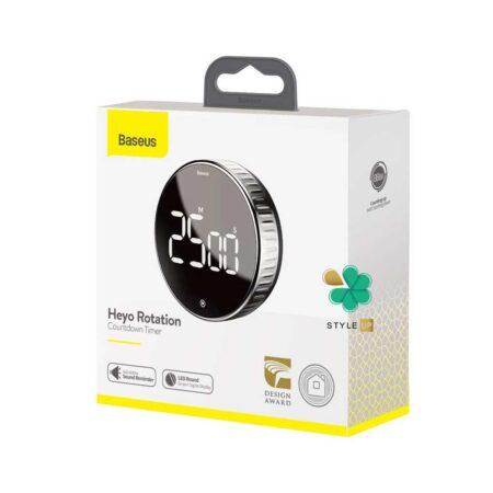 خرید تایمر زنگ دار بیسوس مدل Baseus Heyo Rotation Countdown Timer