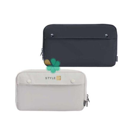 قیمت کیف دستی ضد آب بیسوس مدل Baseus Basics Series Digital LBJN-C0G سایز بزرگ