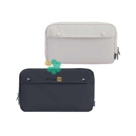 قیمت کیف دستی ضد آب بیسوس مدل Baseus Basics Series Digital LBJN-D0G سایز کوچک