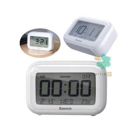 خرید ساعت رومیزی بیسوس مدل Baseus Subai Clock ACLK-A02