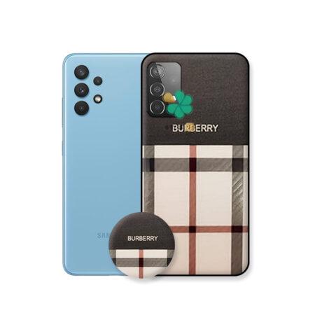 خرید قاب گوشی سامسونگ Samsung A32 4G طرح Burberry