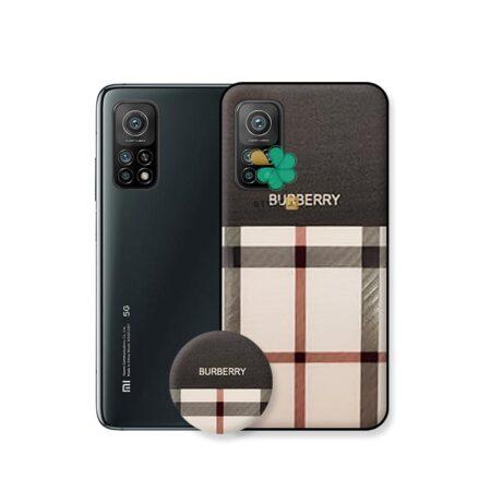 خرید قاب گوشی شیائومی Xiaomi Mi 10T 5G طرح Burberry