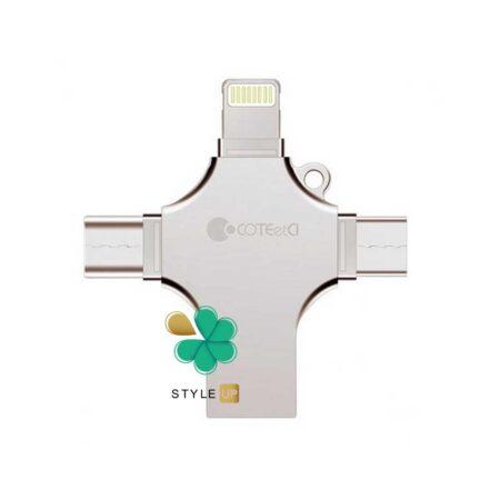 خرید فلش مموری OTG کوتتسی مدل COTEetCI 4 inteface CS8836