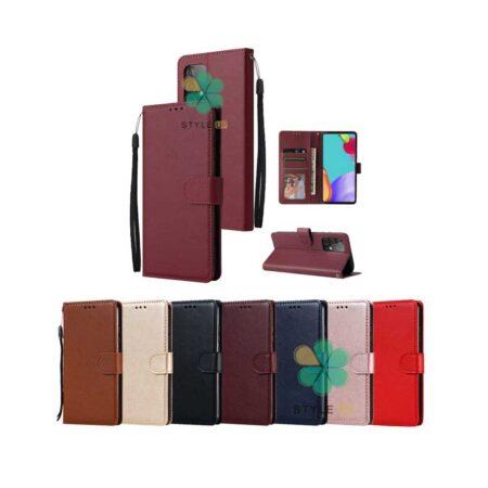 خرید کیف چرم گوشی سامسونگ Samsung Galaxy A52s مدل ایمپریال قفل دار