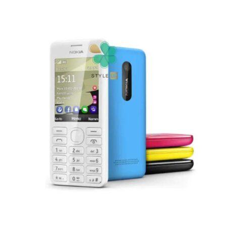 قیمت قاب گوشی دکمه ای ساده نوکیا Nokia 206