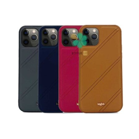 قیمت قاب برند کجسا گوشی اپل iPhone 11 Pro طرح Dale Double Line