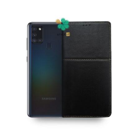 خرید کیف گوشی سامسونگ Samsung Galaxy A21s مدل Diplomat