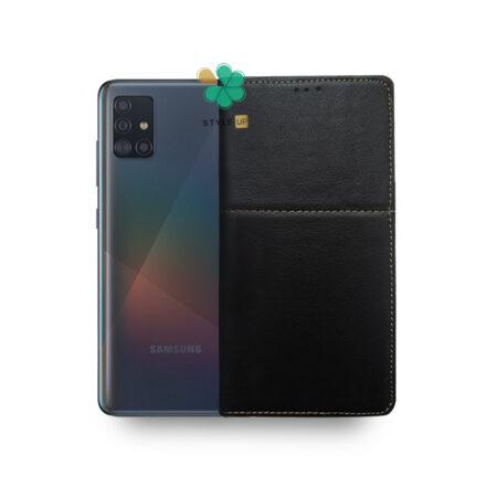 خرید کیف گوشی سامسونگ Samsung Galaxy A51 مدل Diplomat