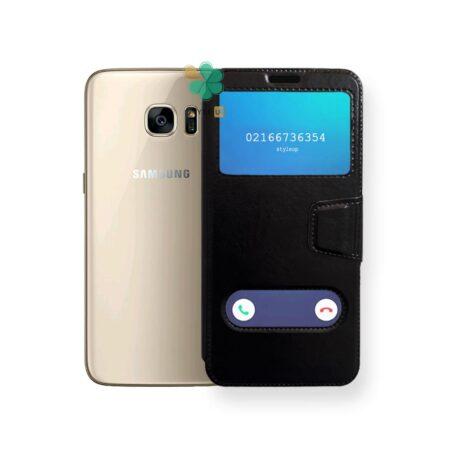 خرید کیف گوشی سامسونگ Samsung Galaxy S7 مدل Easy Access