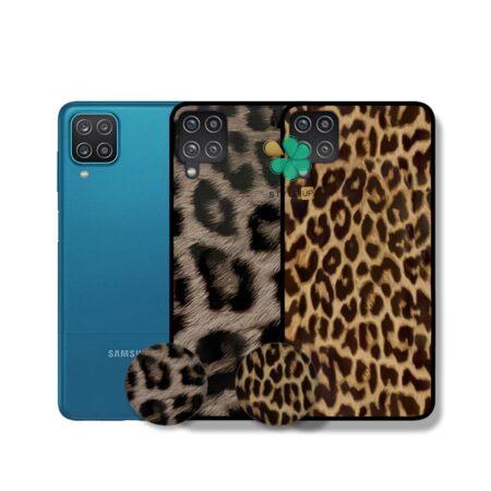 خرید قاب گوشی سامسونگ Samsung Galaxy A12 طرح پلنگی