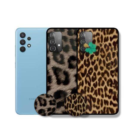 خرید قاب گوشی سامسونگ Samsung Galaxy A52 طرح پلنگی