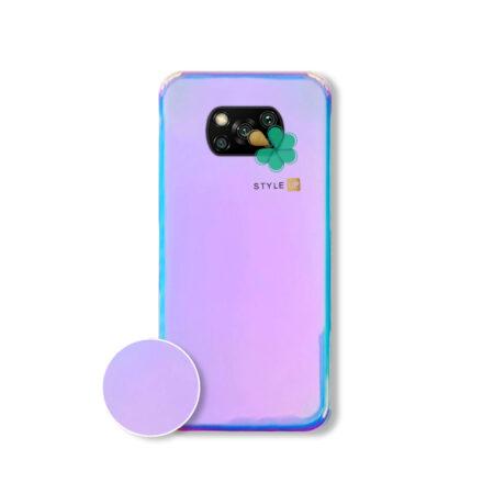خرید قاب گوشی شیائومی Xiaomi Poco X3 Pro مدل هولوگرامی